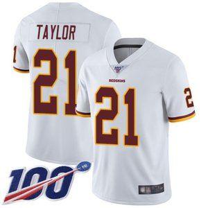 Washington Redskins Sean Taylor 100th Jersey2